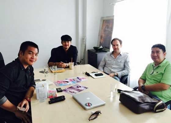 Line Producer, Bangkok Thailand, Film Service Company