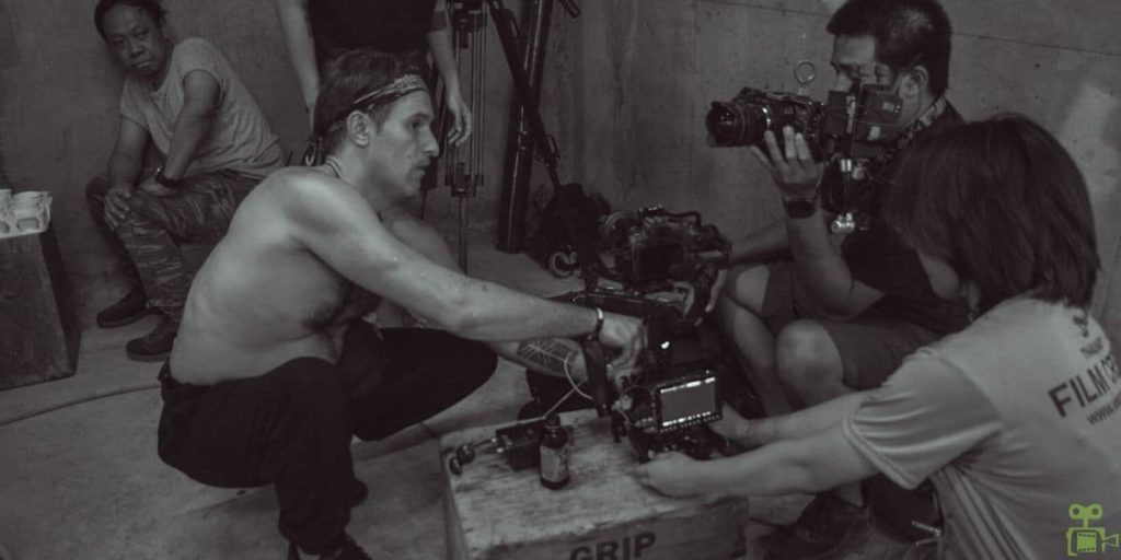 Equipment and Crew Services for Film Production In Laos