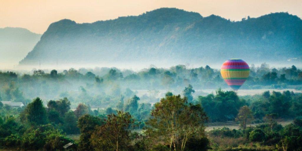 Wind Up Film Fixer Laos