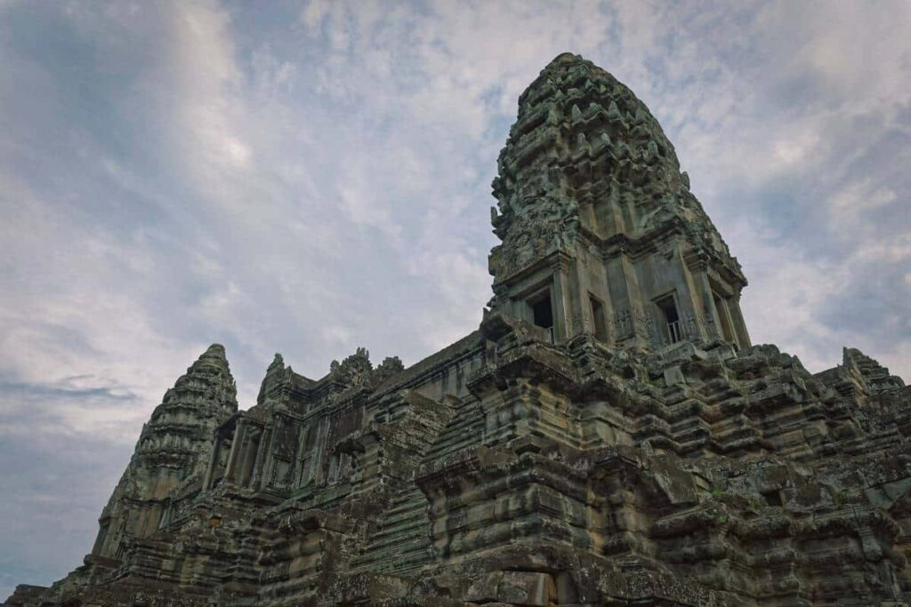 Filming Locations in Angkor Wat Cambodia