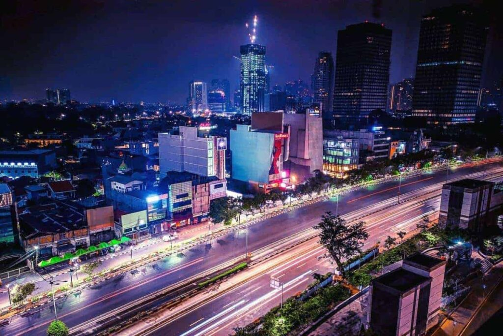 Jakarta Film Production Locations