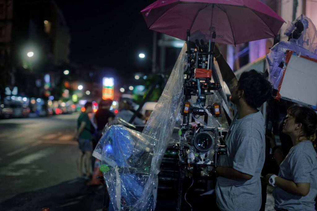 Film Equipment and Crew in Malaysia