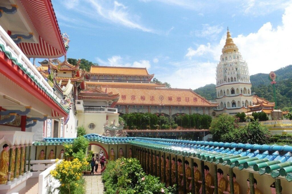 Malaysia Filming Locations at Penang