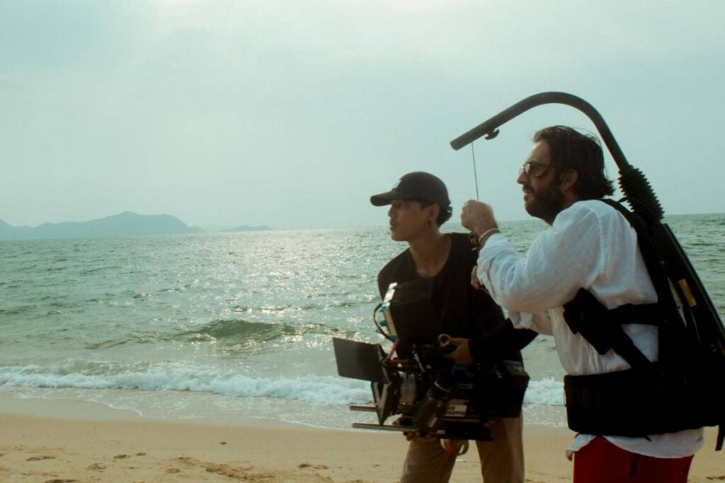 Philippine Video Production Crew and Equipment
