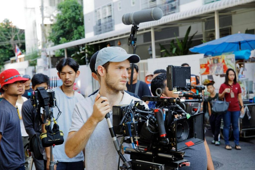 Singapore Production Crew and Equipment