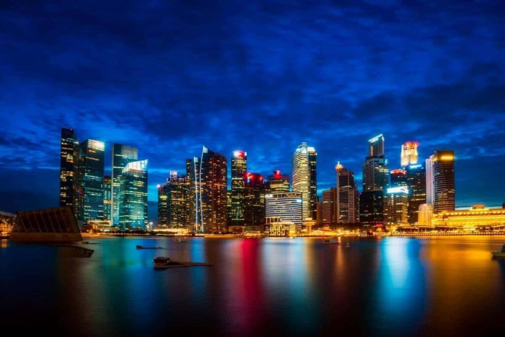 Diverse Filming Locations in Singapore