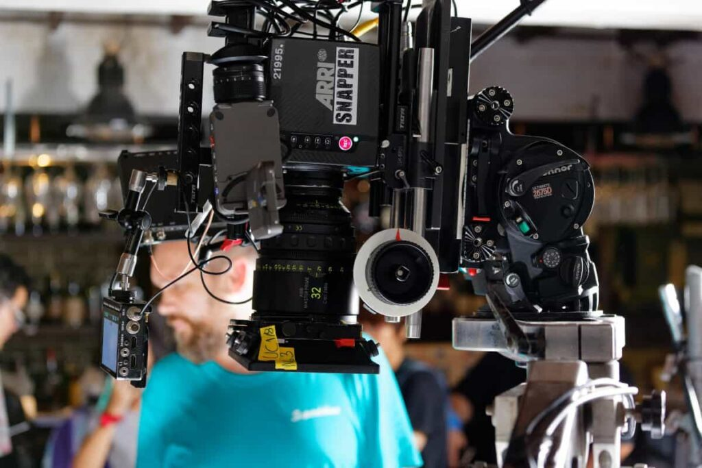 Vietnam Video Production Crew and Equipment