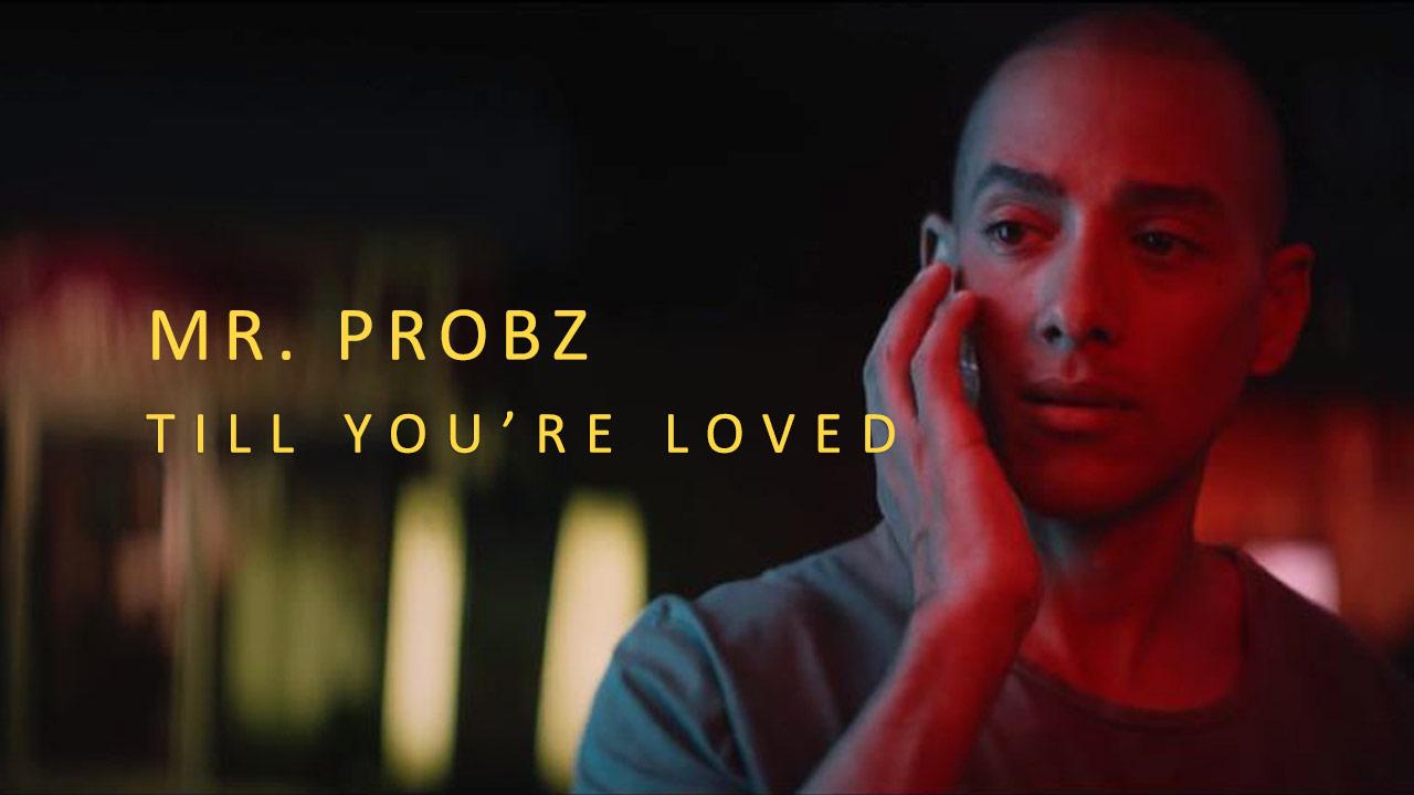 Mr.Probz Overlay Cover