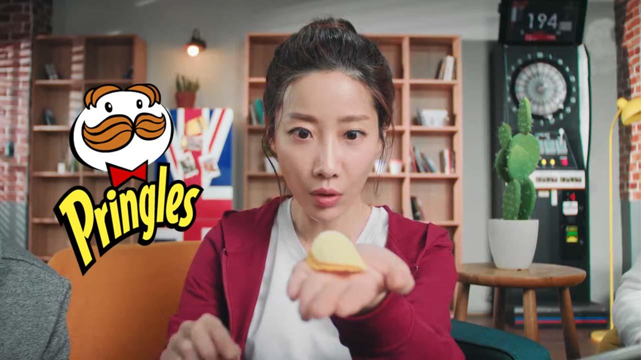 """Pringles """"WOW"""" Campaign"""